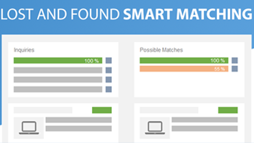 Smart Matching - Lost & Found Software²